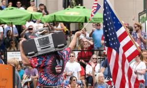 boom box parade